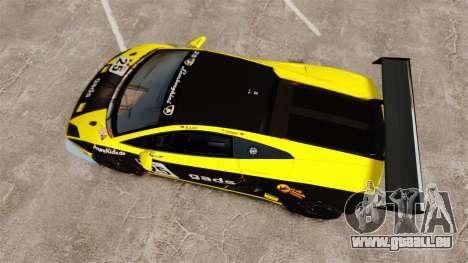 Lamborghini Gallardo LP560-4 GT3 2010 Gads für GTA 4 rechte Ansicht