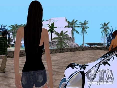 Nouvelle île V2.0 pour GTA San Andreas sixième écran