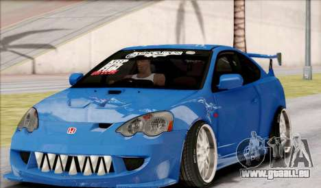 Honda Integra Mugen Type R für GTA San Andreas