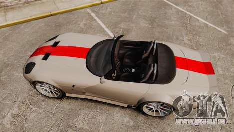 Bravado Banshee new wheels pour GTA 4 est un droit