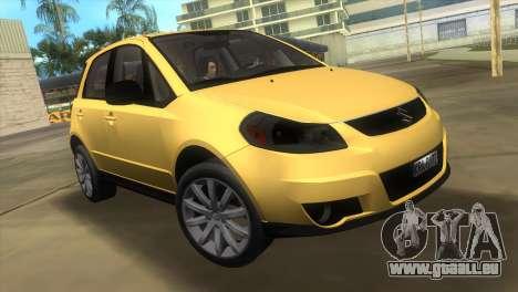 Suzuki SX4 Sportback für GTA Vice City