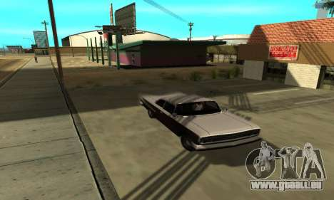 Shadows in the style of RAGE für GTA San Andreas her Screenshot