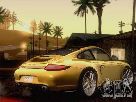 Porsche 911 Targa 4S für GTA San Andreas rechten Ansicht