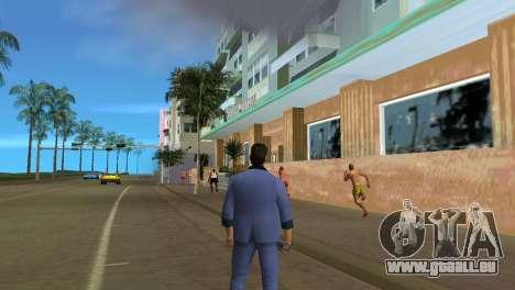 Des micros, des bombes de fumée GTA Vice City pour la troisième écran