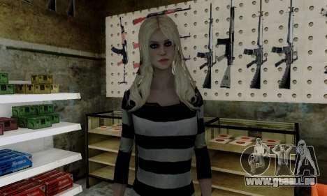 Young Blonde für GTA San Andreas