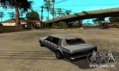 Des ombres dans le style de RAGE pour GTA San Andreas deuxième écran