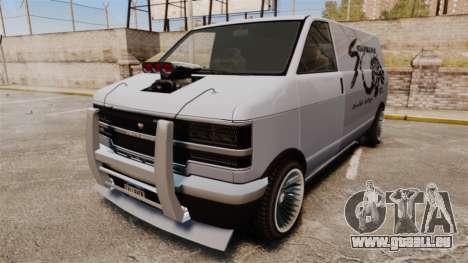 Burrito Bodybuilder pour GTA 4