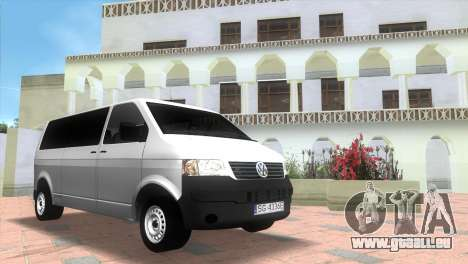 Volkswagen T5 Transporter pour GTA Vice City
