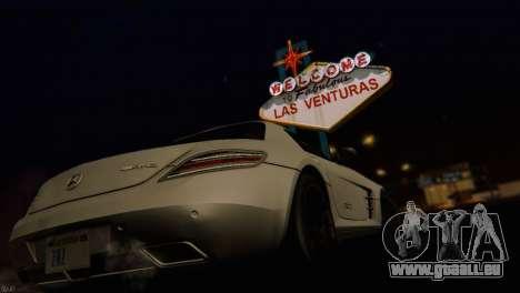SA_extend. v1.1 pour GTA San Andreas neuvième écran