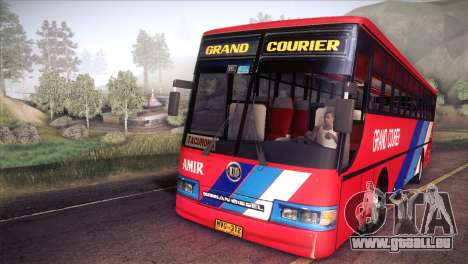 Grand Courier 5588 für GTA San Andreas