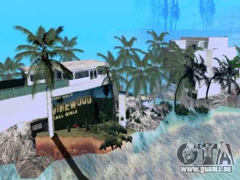 Neue Insel V2.0 für GTA San Andreas