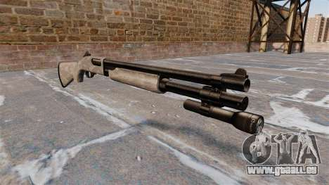 Riot-Flinte Remington 870 Wingmaster für GTA 4