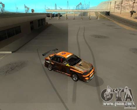 Cleo Drift für GTA San Andreas zweiten Screenshot