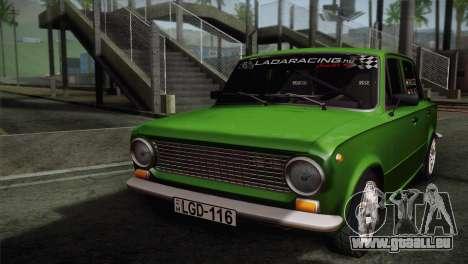 Lada 1200 R pour GTA San Andreas