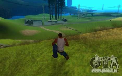 Sweet ENB Next Generation für GTA San Andreas zweiten Screenshot
