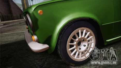 Lada 1200 R pour GTA San Andreas vue de droite