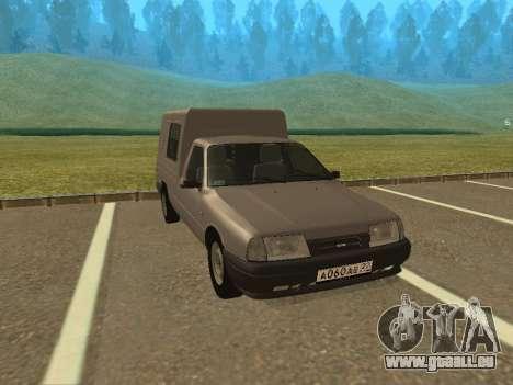 Isch 2717-90 für GTA San Andreas