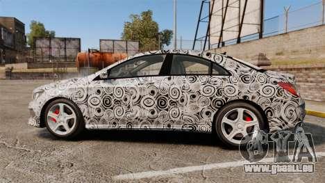 Mercedes-Benz CLA 250 2014 AMG Prototype für GTA 4 linke Ansicht