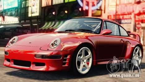 RUF CTR2 1995 für GTA 4