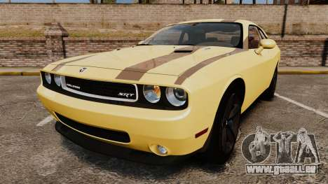 Dodge Challenger SRT8 2009 [EPM] APB Reloaded pour GTA 4