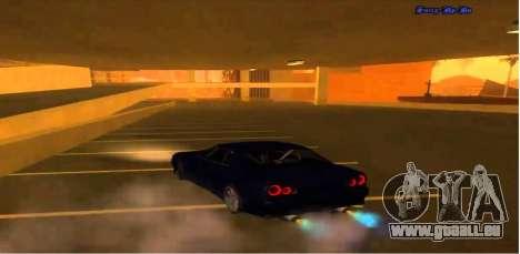 Cleo Drift für GTA San Andreas