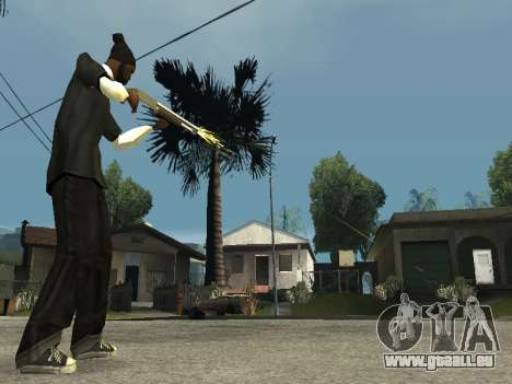 Beta Sweet skin pour GTA San Andreas troisième écran