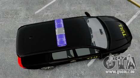 Volvo V70 Swedish TULL [ELS] für GTA 4 rechte Ansicht