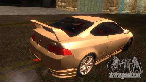 Honda Integra Type R für GTA San Andreas linke Ansicht