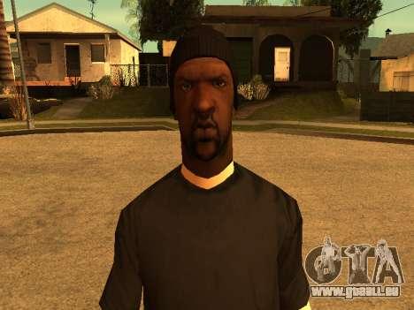 Beta Sweet skin pour GTA San Andreas cinquième écran