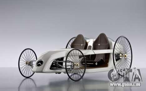 Boot-screens Mercedes-Benz F-CELL Roadster für GTA 4 weiter Screenshot
