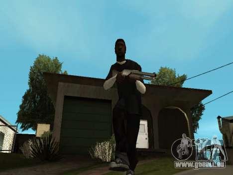Beta Sweet skin für GTA San Andreas her Screenshot