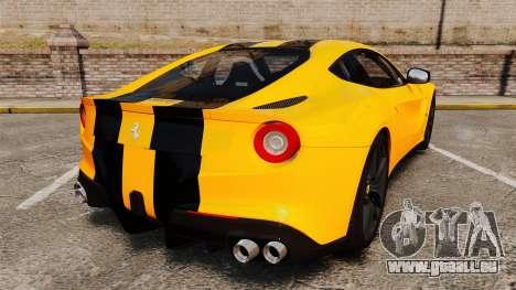 Ferrari F12 Berlinetta 2013 [EPM] Black bars für GTA 4 hinten links Ansicht