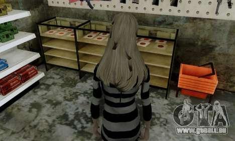 Young Blonde für GTA San Andreas her Screenshot