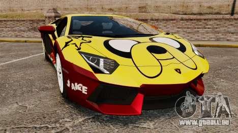 Lamborghini Aventador LP700-4 2012 [EPM] Jake pour GTA 4