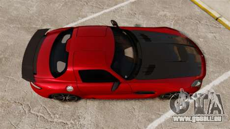 Mercedes-Benz SLS 2014 AMG GT Final Edition für GTA 4 rechte Ansicht