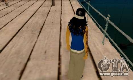 Ophelia v2 pour GTA San Andreas sixième écran