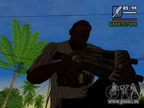 Le défenseur v.2 pour GTA San Andreas septième écran