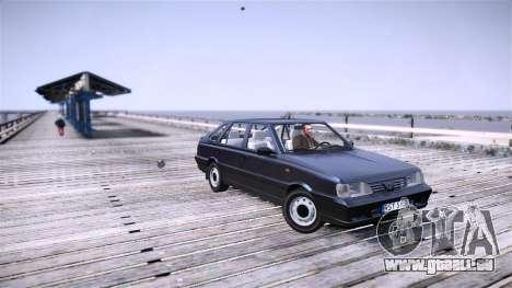 Daewoo FSO Polonez Caro Impo pour GTA 4 est une gauche