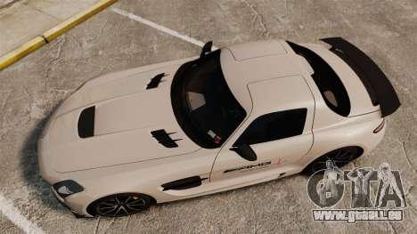 Mercedes-Benz SLS 2014 AMG Driving Academy v1.0 für GTA 4 rechte Ansicht