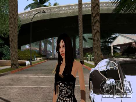 New Grove Street v3.0 für GTA San Andreas zehnten Screenshot