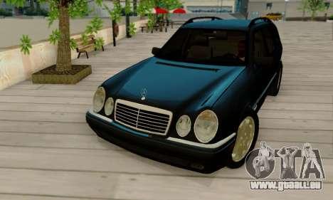 Mercedes-Benz E320 Wagon für GTA San Andreas