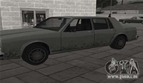 Toutes les roues sur toutes les machines pour GTA San Andreas troisième écran