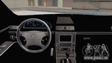 Maybach 57 TT Black Revel für GTA San Andreas rechten Ansicht