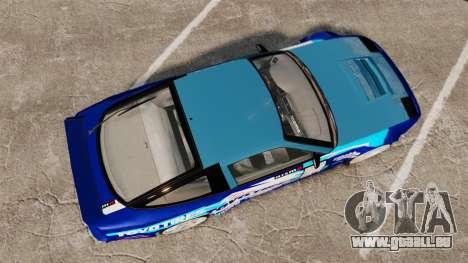 Mazda RX-7 Kawabata Toyo pour GTA 4 est un droit