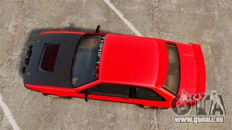 Futo RS für GTA 4 rechte Ansicht