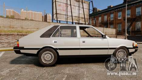 FSO Polonez 1500 für GTA 4 linke Ansicht
