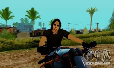 Glenn Danzig Skin für GTA San Andreas her Screenshot