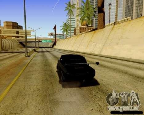 Most Wanted Enb v.2.0 für GTA San Andreas