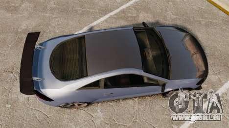 GTA V Maibatsu Penumbra für GTA 4 rechte Ansicht