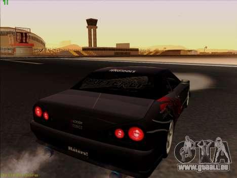 Vinyls pour Élégie pour GTA San Andreas moteur
